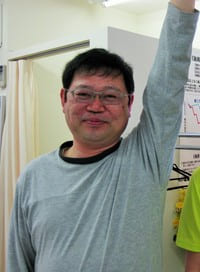 町田で整体を受けるなら【慢性的なつらい症状が良くなる】からだ回復整体町田 四十肩五十肩が良くなり手が上がります